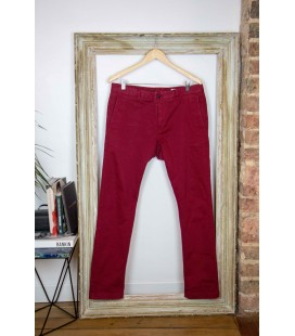 Chino coupe droite - Taille 33
