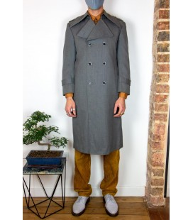 Trench d'inspiration militaire SHIBUYA - Look