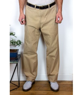 Chino large 'COMME des GARÇONS' - Taille 34 (US)