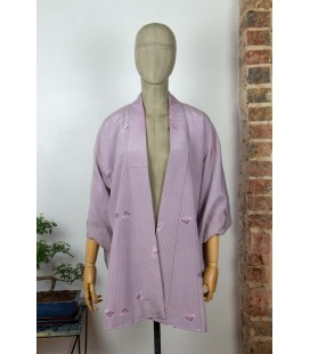 "Kimono à motif ""Sensu""- Taille M/L Homme | L/XL Femme"