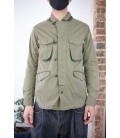 Veste d'inspiration militaire 'tool project by KATO' - Taille M