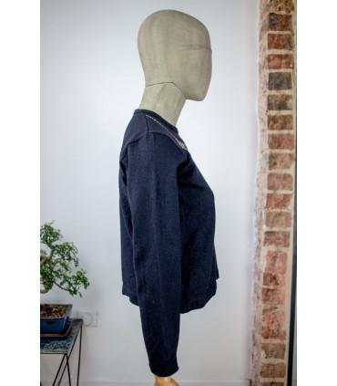 Pull tricot COMME des GARÇONS - Profil