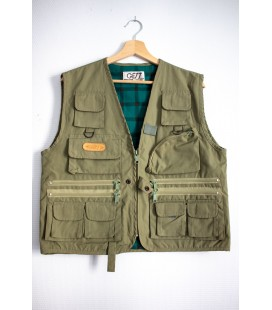 Gilet reporter 'GETT' - Taille M