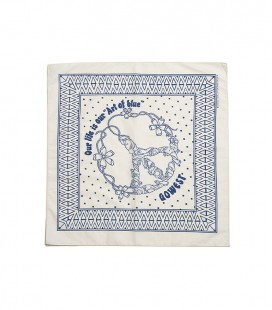 Bandana Art Of Blue GOWEST