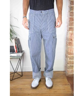 Pantalon workwear 'BROOKLYN OVERALL' - Taille 34 (US)
