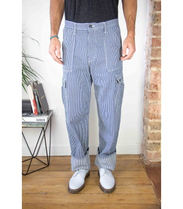 Pantalon  workwear BROOKLYN OVERALL