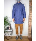 Trench coat coupe longue