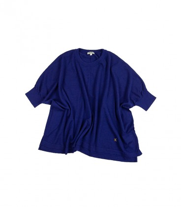 Pull oversize manches courtes KENZO