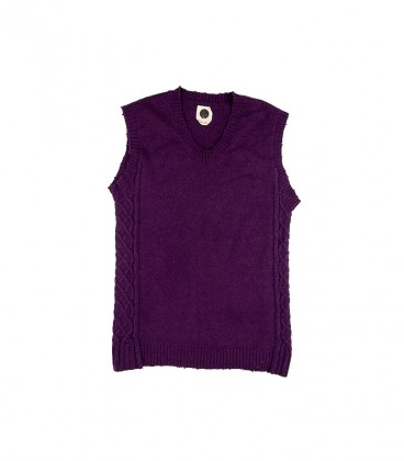 Gilet sans manches oversize COMING SOON
