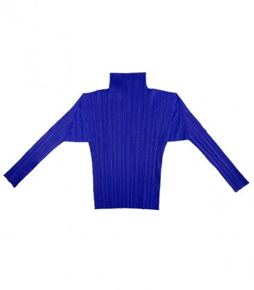 Top col cheminée ISSEY MIYAKE PLEATS PLEASE