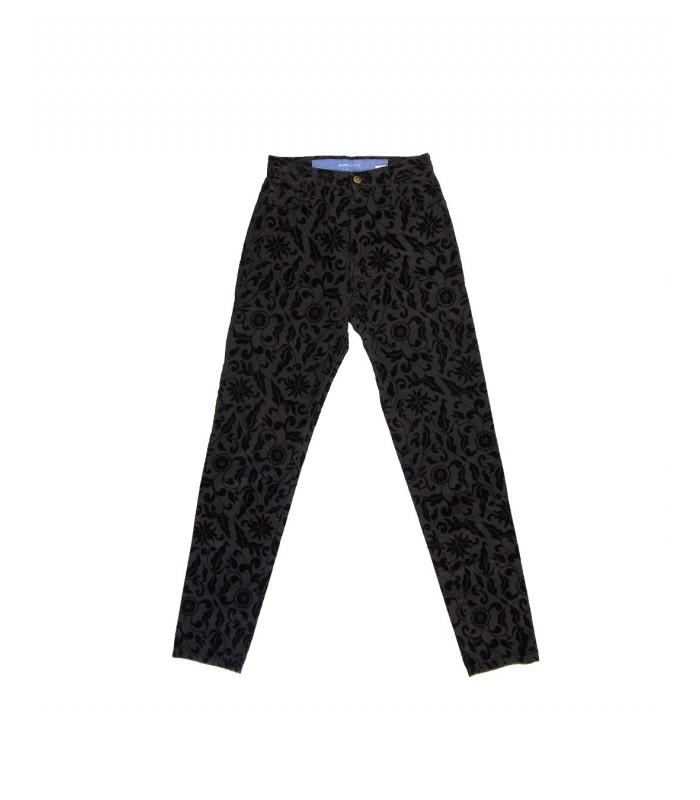 Pantalon en jacquard KENZO JEANS