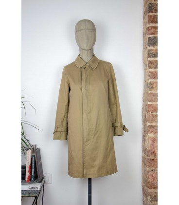 Trench en coton UNITED ARROWS