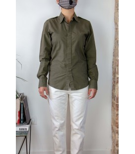 Chemise style militaire - Taille S