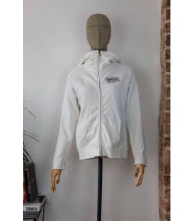 Sweatshirt zippé à capuche 'Rodeo Crowns' - Taille M