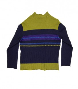 Pull ample col cheminée KENZO HOMME