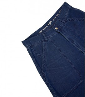 Jean baggy workwear indigo 45 RPM