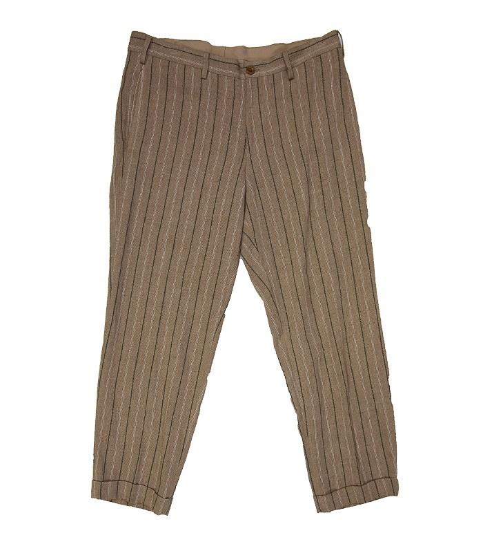 Pantalon à martingale Yohji Yamamoto
