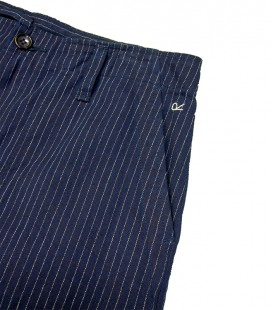 Pantalon workwear large Hickory stripe 45 RPM