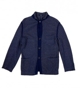 Veste workwear en tweed 45RPM