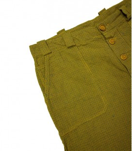 Pantalon à carreaux SULTAN WASH
