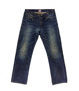 Jean stone wash used PRPS x L'éclaireur limited edition 02/50
