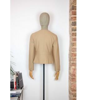 Veste zippée courte mi-saison